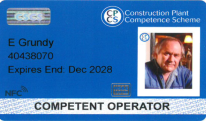 Upgrade a Red Trained Operator Card